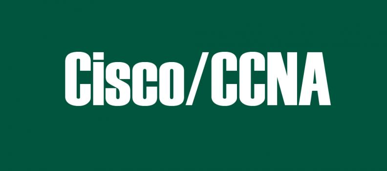 CCNA取得講座-ICND1,ICND2-
